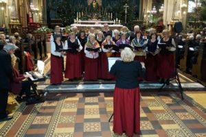 Konzert in der Zagreber Kathedrale am 9. Januar 2018